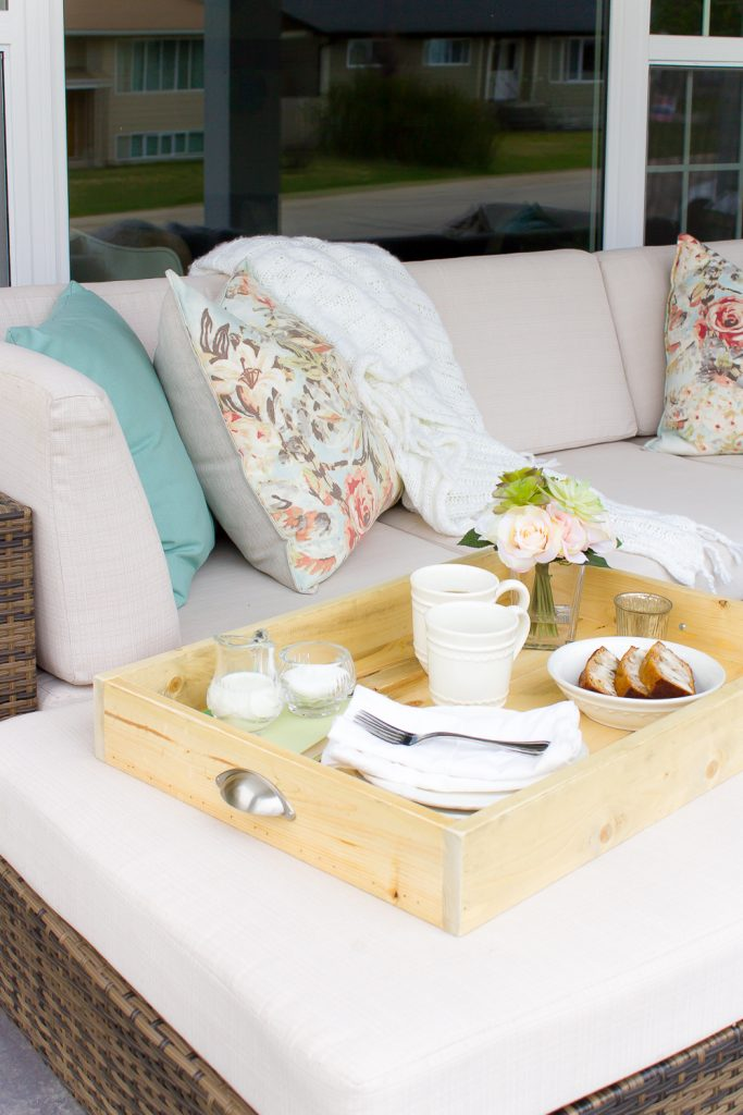 Prime How To Make Your Own Diy Farmhouse Serving Tray Making It Ibusinesslaw Wood Chair Design Ideas Ibusinesslaworg