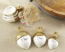 Acorn Measuring Spoons