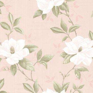 Bath+Bath+Bath+Volume+IV+33'+x+20.5+Cressida+Trail+Magnolia+Wallpaper+Roll