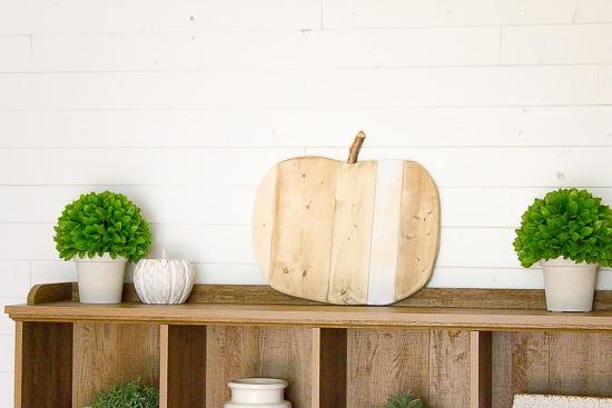 How To Make A Rustic Scrap Wood Pumpkin