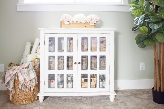 With fantastic coverage and virtually no prep, there's no easier way to completely transform a piece of furniture than a quick coat of chalk paint...