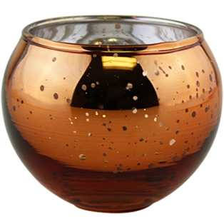 Copper Candle