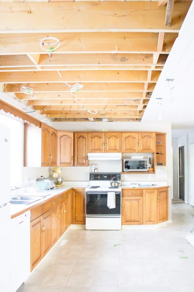 House Reno Progress