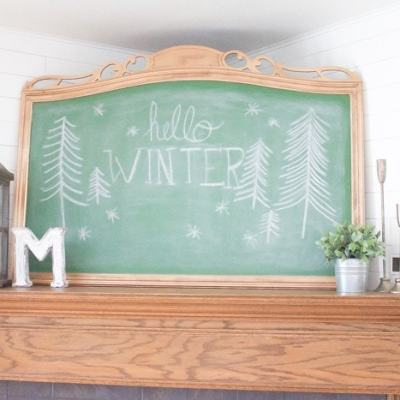 15 Winter Decor Ideas to Warm up your Home this Winter