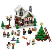 Lego Winter Toy Shop