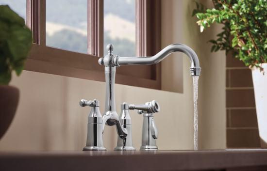 Tressa Faucet from Brizo
