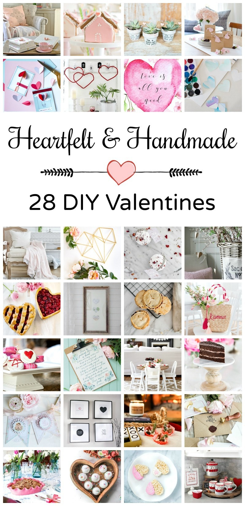 25 DIY Gift Ideas for Valentine's Day