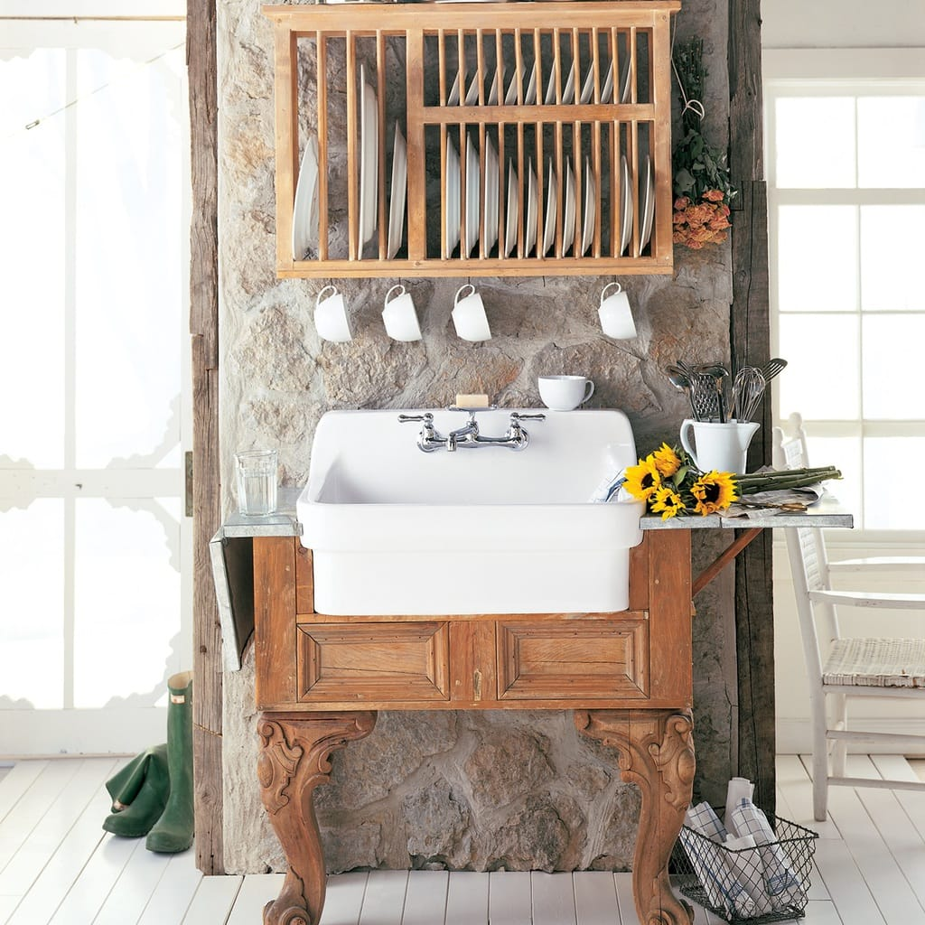 My Favourite Farmhouse Style Apron Front Sinks for any ...