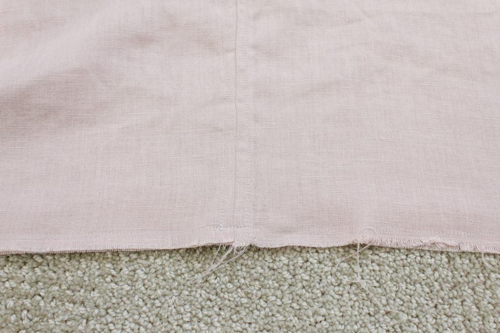 1/4-inch seam