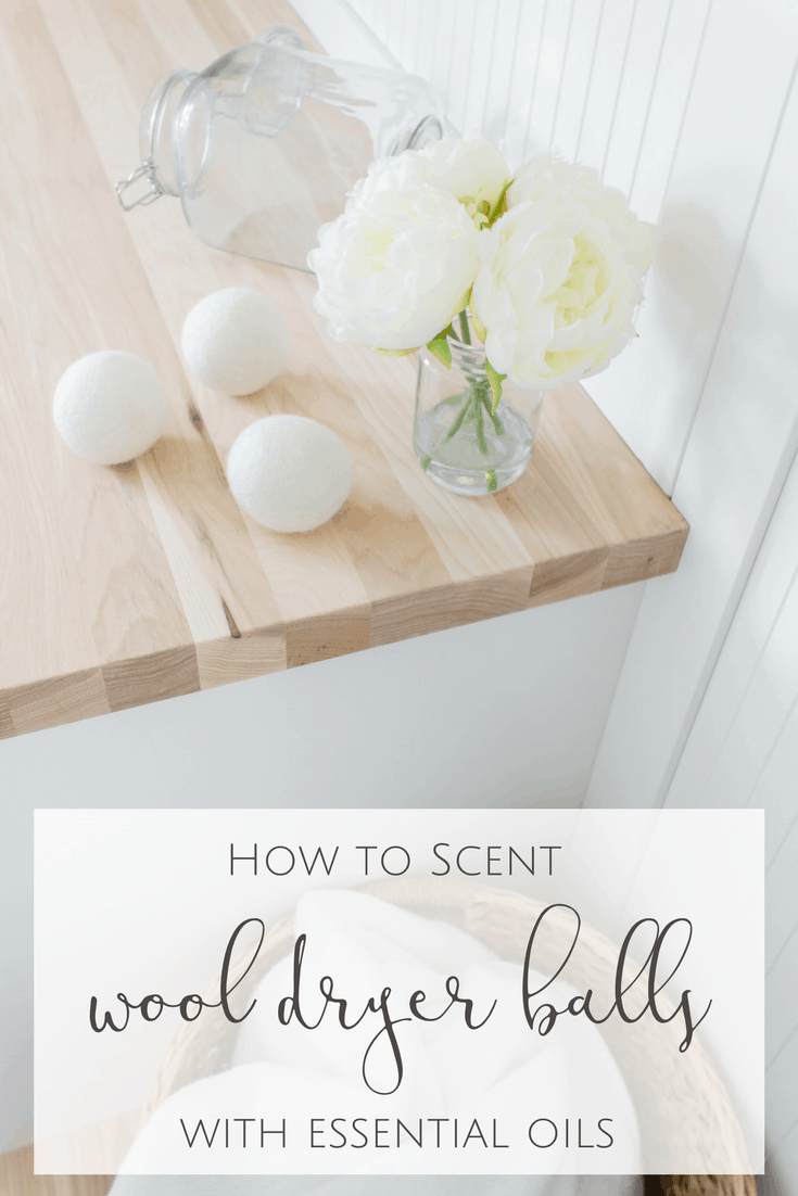 Wool Dryer Balls and laundry