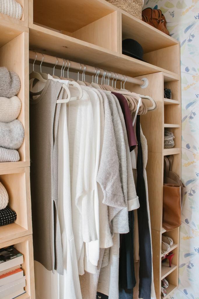 Kon Mari Closet