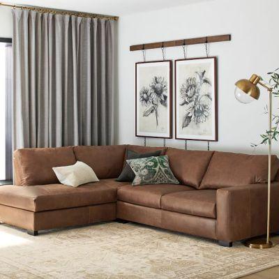 Cozy Basement Design Progress + Mood Board