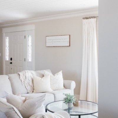 5 Simple Ways to Make your Home Feel Cozy + Warm