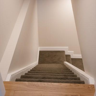 Basement Update: We Have Carpets!