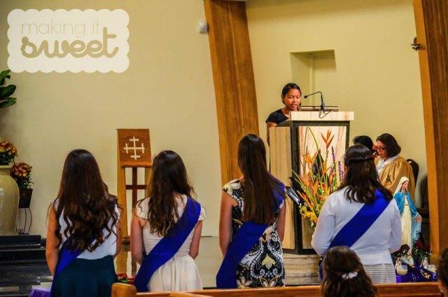 Presiding over the JCDA Ceremony