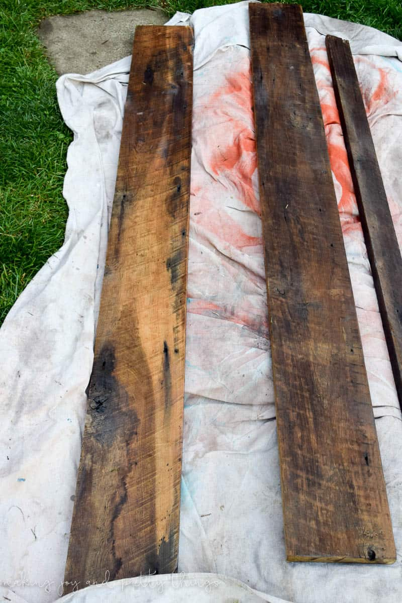 how to clean and refinish barnwood in 3 easy stepshow to clean and refinish barndwood in 3 easy steps get the farmhouse look with