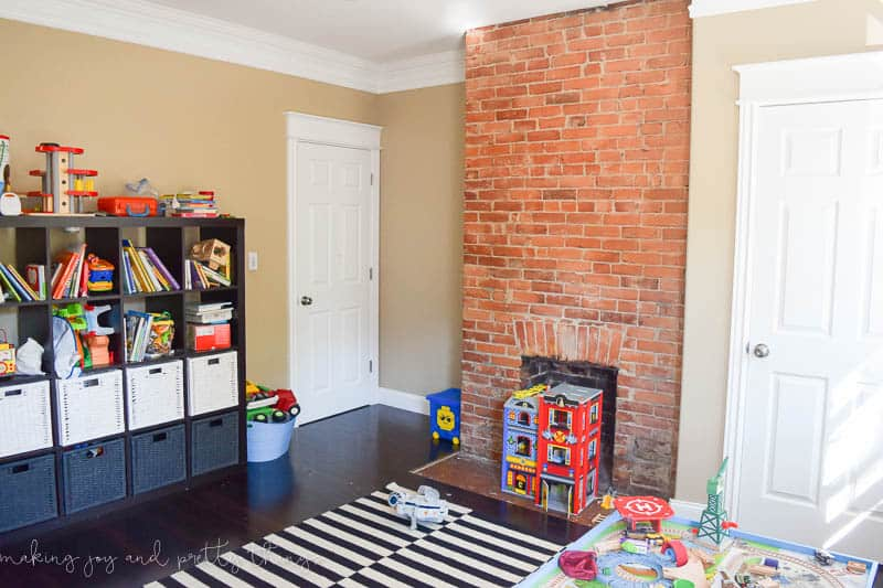 One Room Challenge {Week One}: A Shared Boys Bedroom
