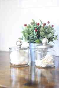 rustic bathroom container | 12 Days of Craftmas | DIY Gifts | Crafty Gifts | Christmas Gifts DIY | Gift Ideas | DIY Christmas Gifts