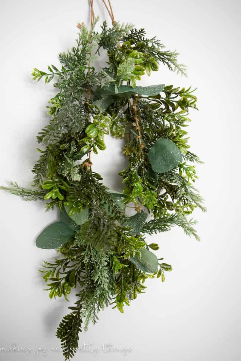 How to Make your own garland | Garland DIY | DIY Garland Ideas | DIY Garland Christmas | DIY Garland Greenery |