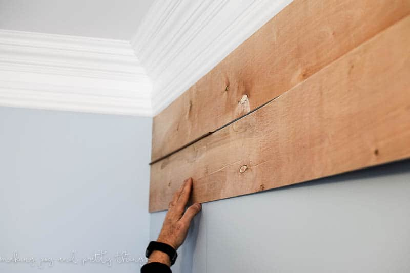 Perfect How to Plank a Wall for $30 (DIY Shiplap) UD72