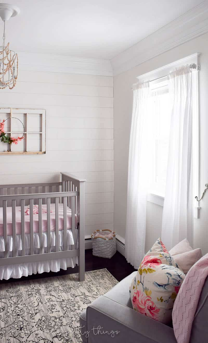 How to Update an Old Curtain Rod on Farmhouse Bedroom Curtain Ideas  id=81926