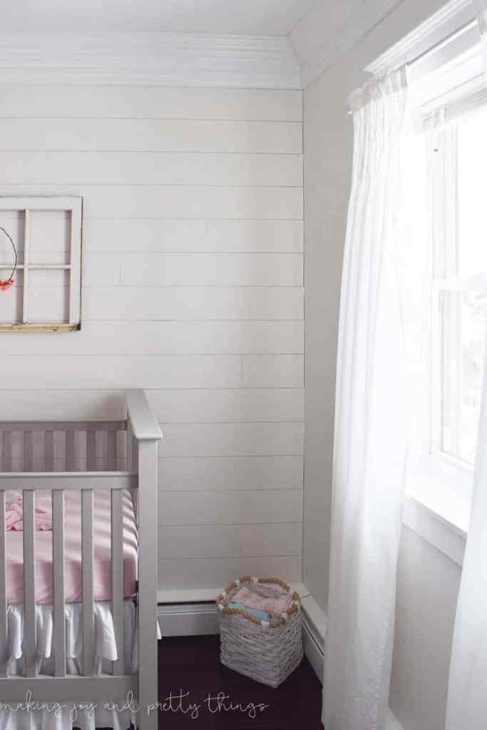 farmhouse girl nursery | farmhouse girl bedroom | farmhouse style | farmhouse decor | nursery ideas girl | nursery decor | nursery | diy nursery decor | diy nursery ideas | rustic nursery girl | girl nursery | girl's nursery | fixer upper nursery