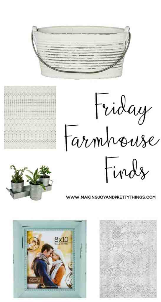farmhouse decor | farmhouse friday finds | budget friendly farmhouse finds | farmhouse decor on a budget | farmhouse ideas | fixer upper