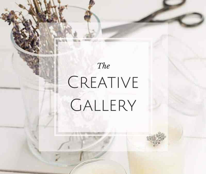 The Creative Gallery #234