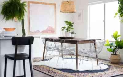 Design Inspiration: Layered Rugs
