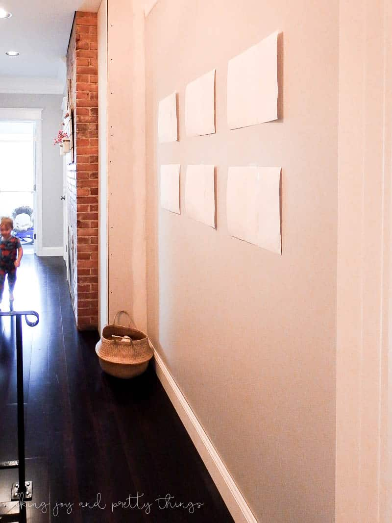 Design Inspiration For A Modern Farmhouse Hallway