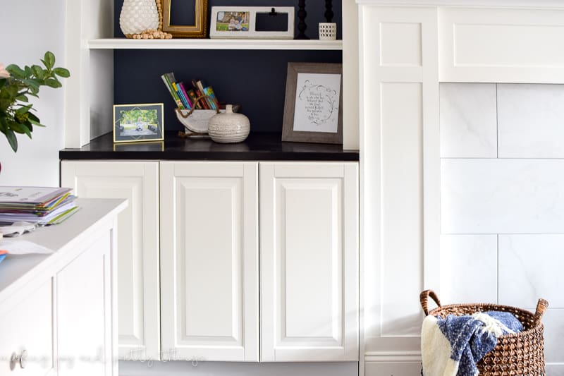 Ikea Hack Kitchen Cabinets Turned Built Ins Making Joy And