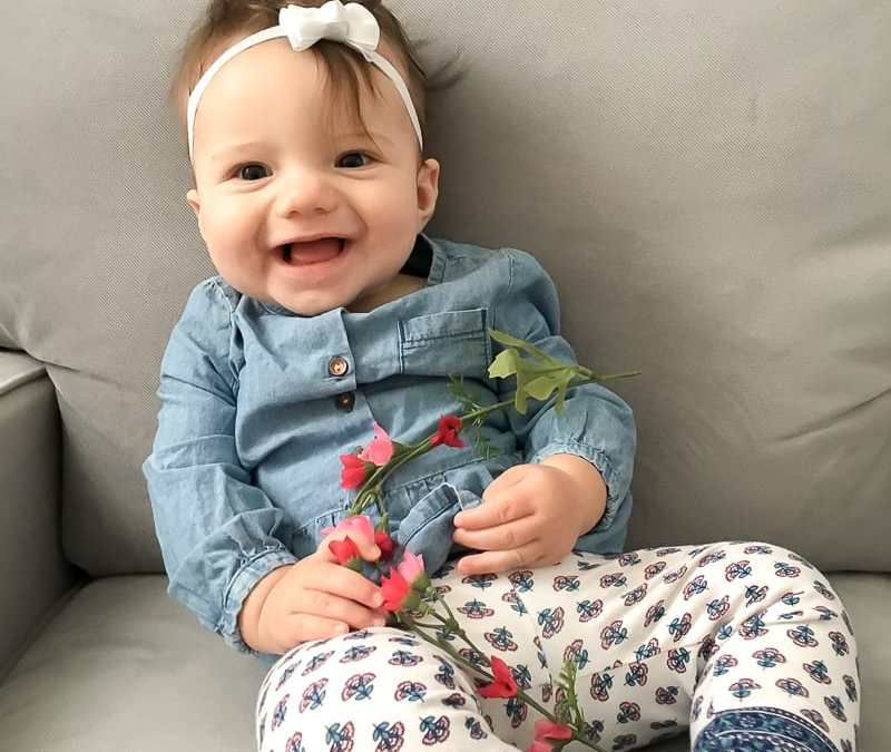 Sweet Evelyn Rose and Life with Postpartum Depression