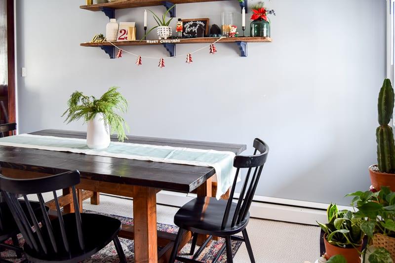 #christmas #diningroom #homedecor #christmasdecorations | Christmas  Decorations | Christmas In The Dining