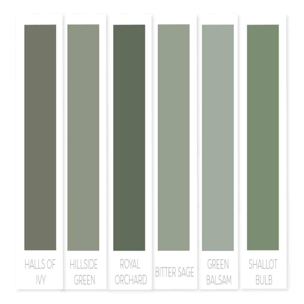 Behr green paint | best green paint colors | best Behr green paint | popular green paint Behr