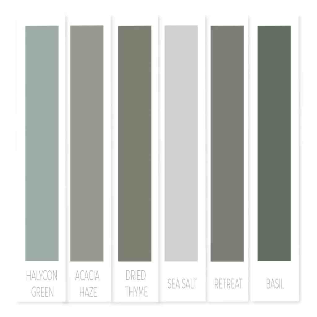 sherwin williams green paint | best green paint colors | best sherwin williams green paint | popular green paint sherwin williams
