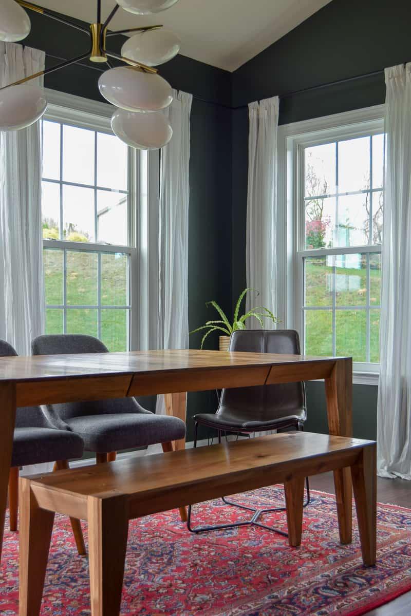 Fantastic Modern Dining Room Reveal 20 Ncnpc Chair Design For Home Ncnpcorg