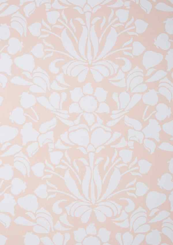 Floral Wallpaper Ideas for Girl's Bedrooms and Nurseries