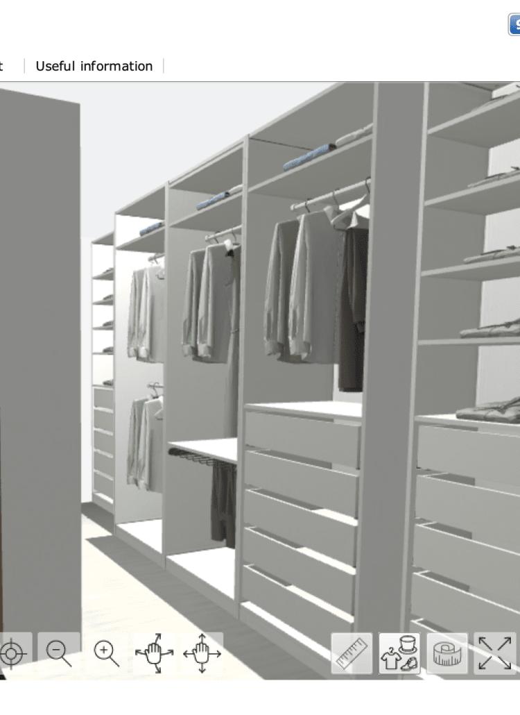 How to Design an IKEA Pax Closet System