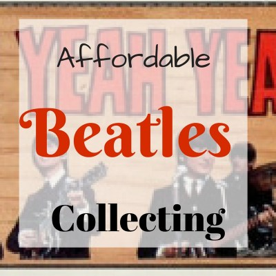 Affordable Beatles Collecting – Trading Cards