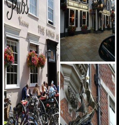 Our Favorite English Pubs – All Six of Them!