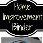 Home Organization Binder – Warranty & Repair Book – A More Organized Home