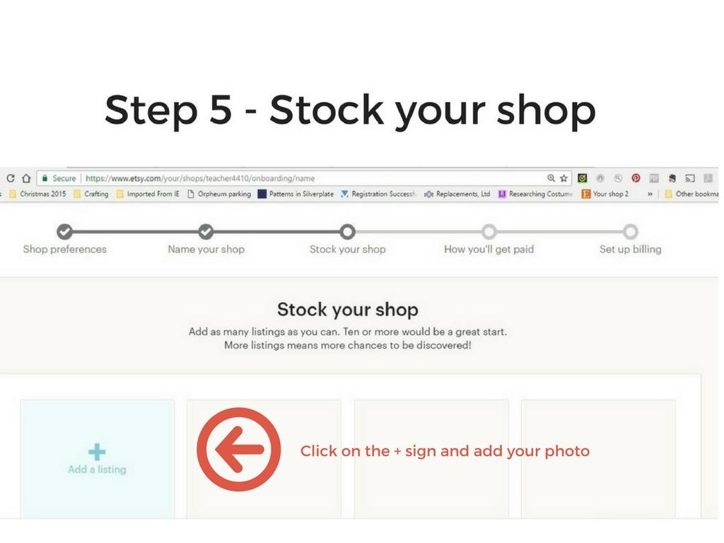 Opening an Etsy Shop,Etsy shop,start Etsy shop,Etsy shop owner,Etsy shop listing
