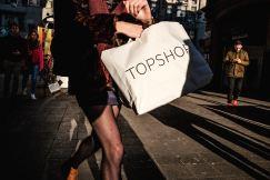 Etsy shop shopping bag top shop