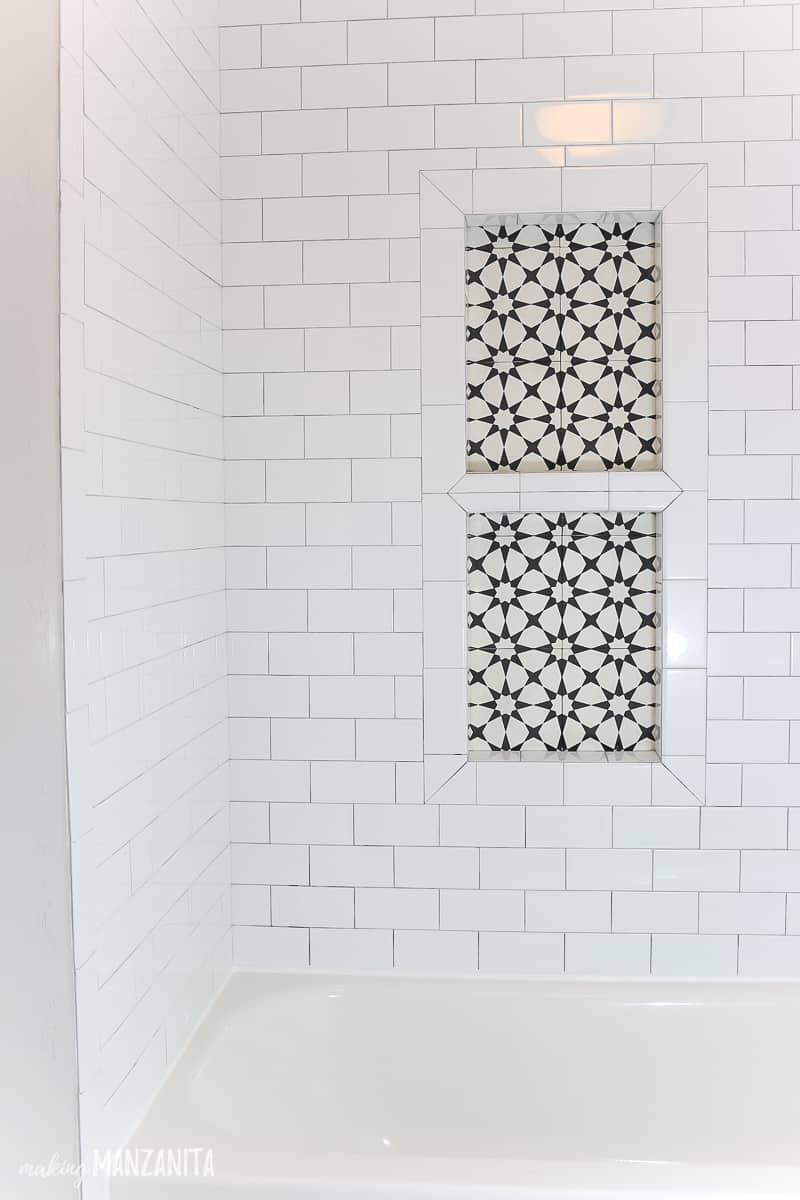 shower tile installation tips tricks