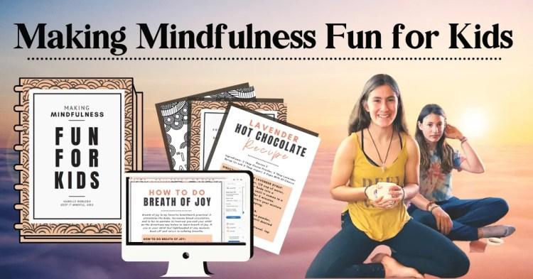 Fun Mindfulness for Kids Bundle
