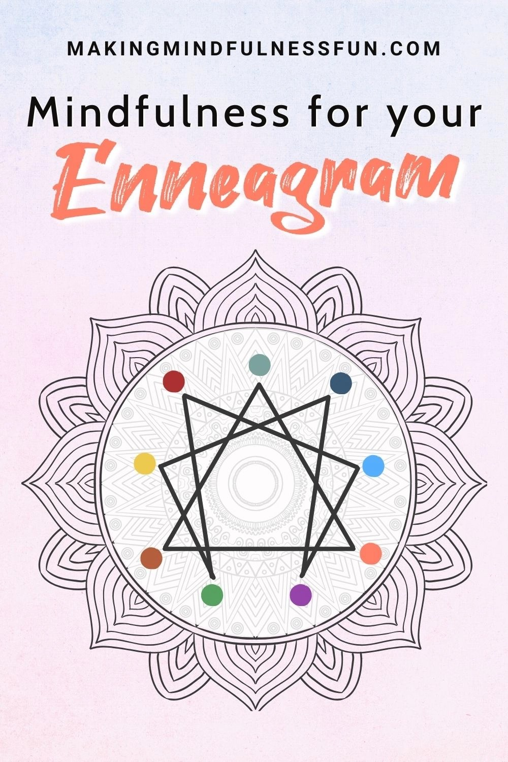 Mindfulness For The Enneagram