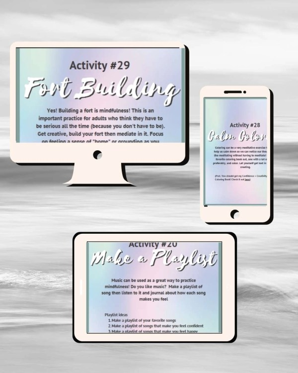The Experts Guide To mindfulness Activities Mobile Tech
