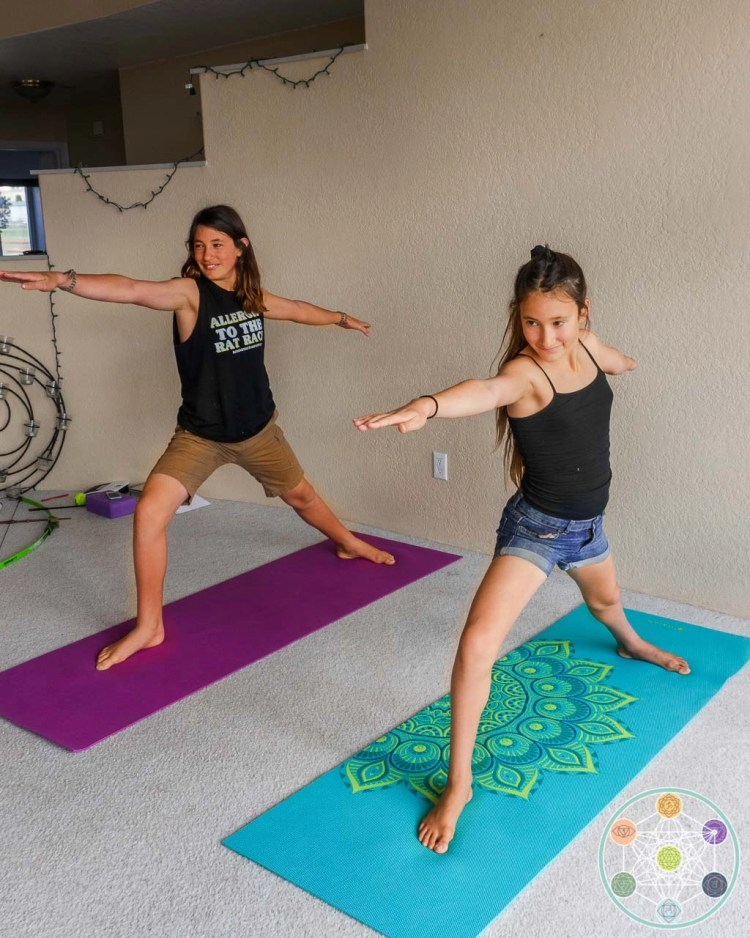 How To Teach Your Kids Yoga