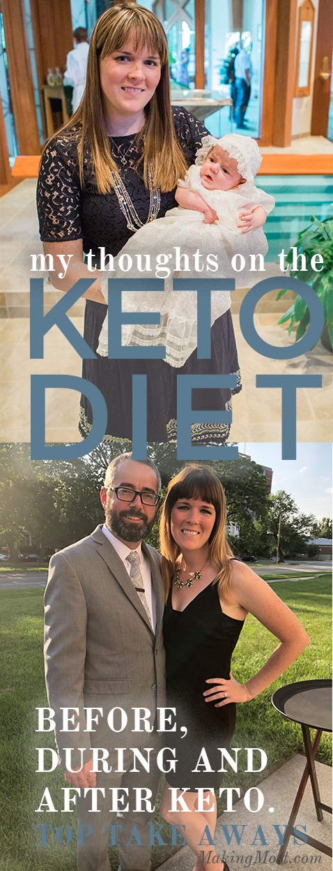 thoughts on the Keto diet