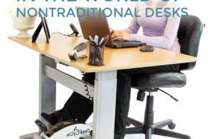 Reducing the Dangers of Sedentary Work…Even a Little.